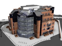 3D Revit Survey - Bayard Place
