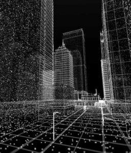 point cloud for condition survey